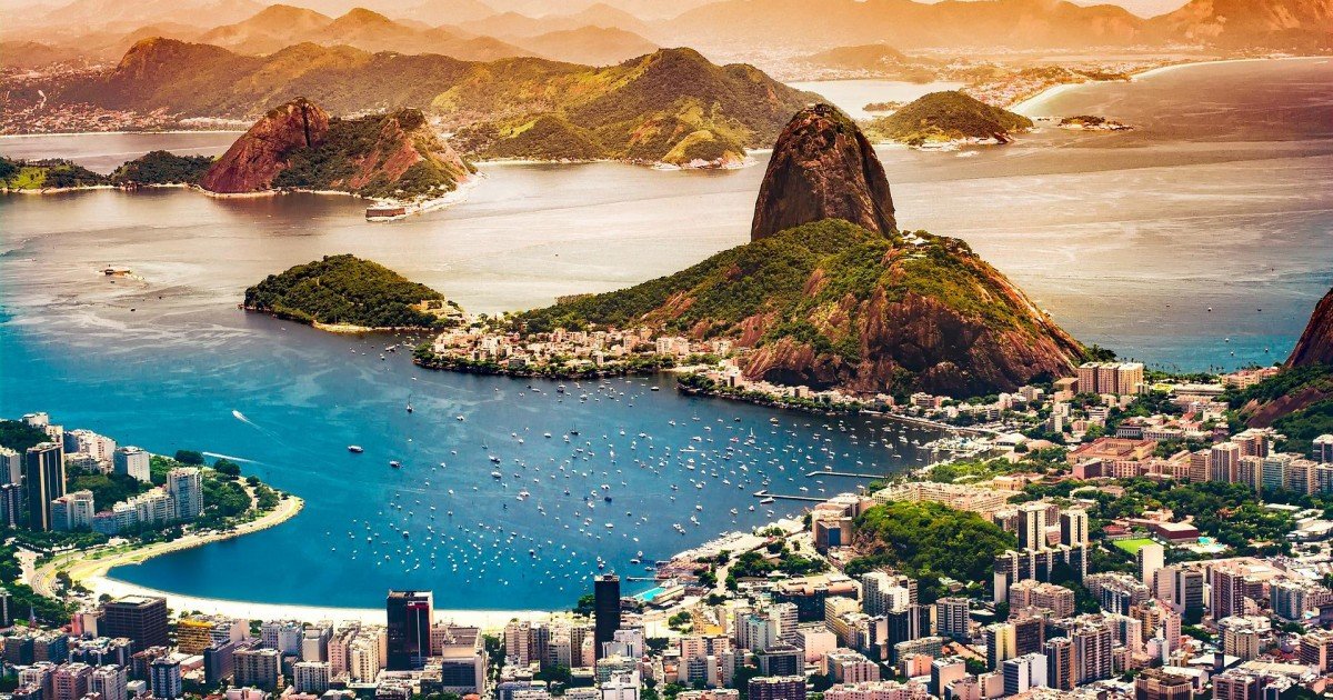 Les 5 lieux où vous devez absolument aller lors d'un voyage au Brésil